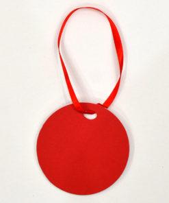 Globuri Decoratiuni Ornamente Brad Rosii Personalizate