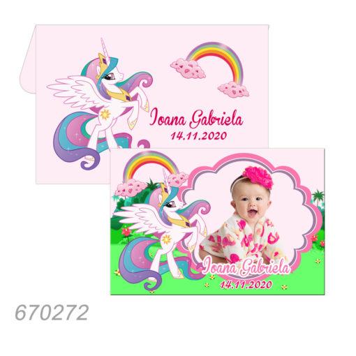 Magneti Marturii Botez Unicorn Inorog