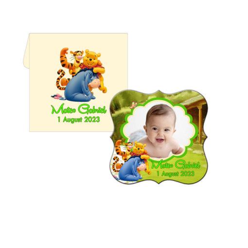 Marturii botez Winnie the Pooh